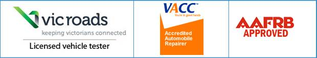 VicRoads licensed vehicle tester