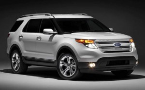 Ford Explorer Car Service